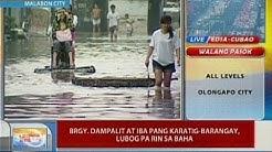 UB: Brgy. Dampalit at iba pang karatig-barangay, lubog pa rin sa baha