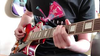 Who needs friends Royal Blood (Guitar Cover)