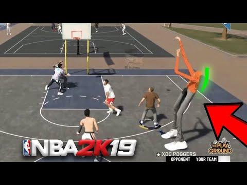 NBA2K19 DEMIGOD GLITCH Is GAME BREAKING...