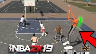 NBA2K19 DEMIGOD GLITCH is GAME BREAKING...