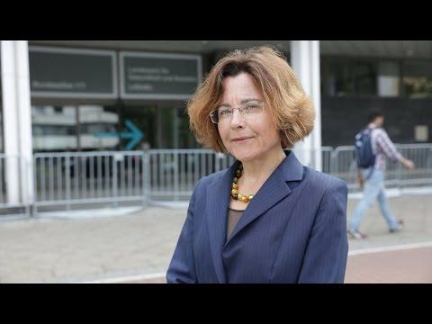 Berlin: Präsidentin Des Landesamtes Für Flüchtlingsangelegenheiten Ernannt