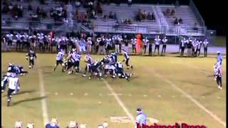 ALONSO FOOTBALL TAMPA - MARCUS NEUMAN #53 - LB/DB