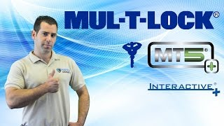 Mul-T-Lock - MT5 & interactive+, Front Door Locks & Types of Door Locks