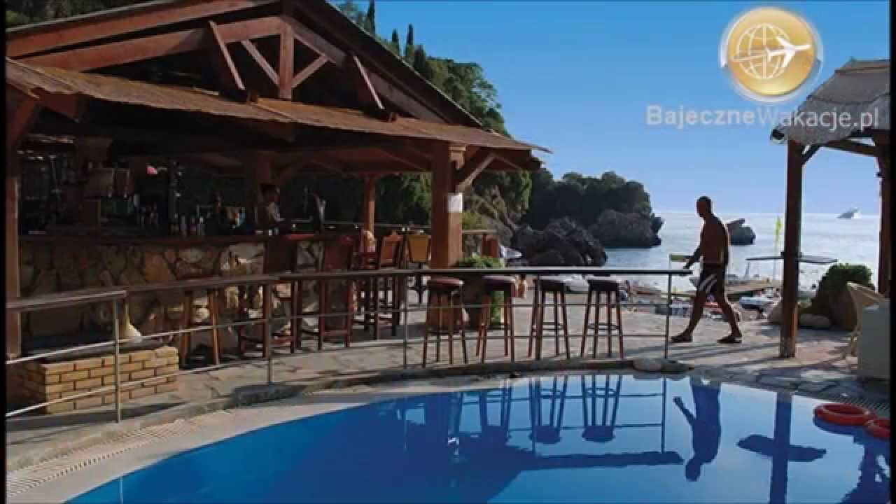 Hotel Blue Princess Beach Korfu Grecja Otel Greciya