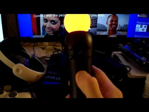 Sony PlayStation Move Motion Controller Twin Pack