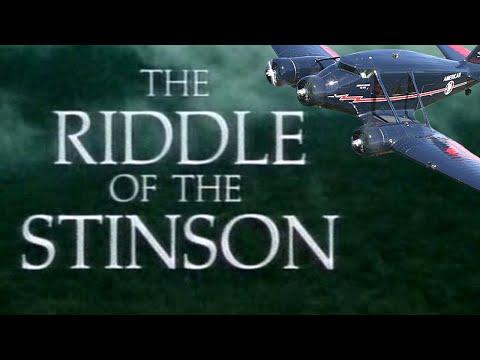 Rare Australian Movie: The Riddle Of The Stinson (1987)