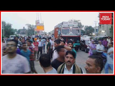 Jharkhand Lynching : Curfew Imposed After Massive Protests Broke Out