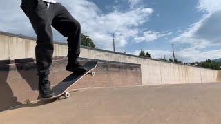 RAW SESSION #3: Leadville, CO Skatepark