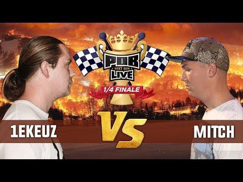1eKeuz vs Mitch - 1/4de Finale  Punchoutbattles Live 2015/2017
