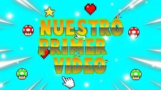 El primer video del canal