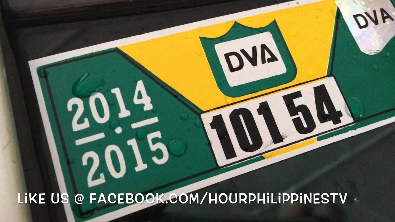 Car sticker maker philippines - Dasmarinas Village Makati Sticker 2014 By Hourphilippines Com Hour Philippines Tv