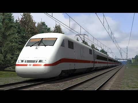 TS2018 Rail Disasters - Derailment at High Speed (1998 Eschede train diaster)