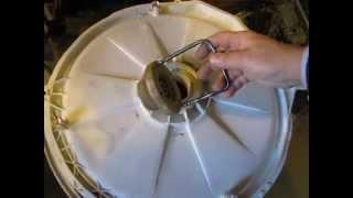 Стиральная машина  Занусси Ремонт стиральной машинки Zanussi самостоятельно