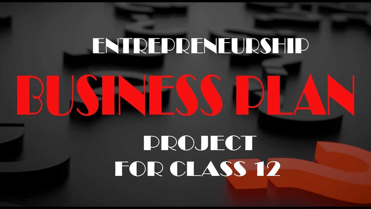 project on business plan