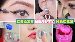 Brilliant & Crazy Beauty Hacks যা প্রত্যেকটি মেয়ের জানা প্রয়োজন | Girly Makeup & Beauty Hacks