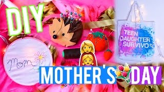 DIY Mother's Day Gift Ideas! ❤