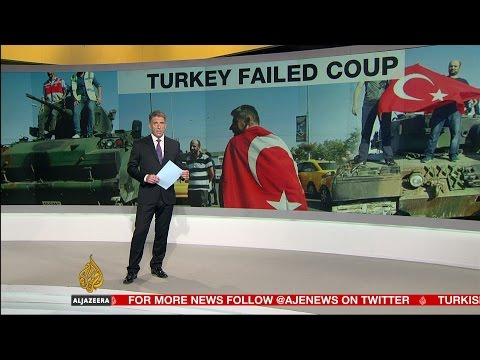 Turkish government fears second military coup attempt