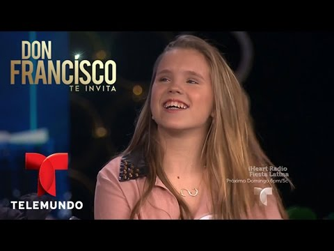 Don Francisco Te Invita   El gran amor entre Carlos Ponce y sus gemelas   Entretenimiento