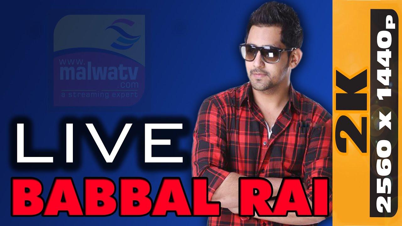 BABBAL RAI || OFFICIAL LIVE at UMRA NANGAL ( Amritsar) MELA - || Full HD ||