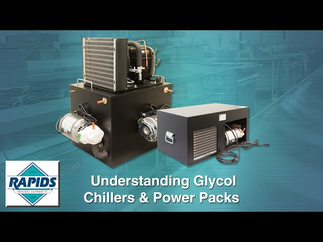 Understanding the Basics of Glycol Chillers & Power Packs