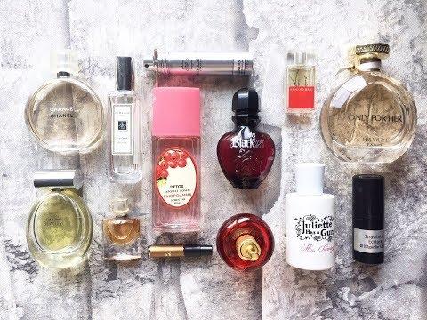 Самые комплиментарные ароматы коллекции