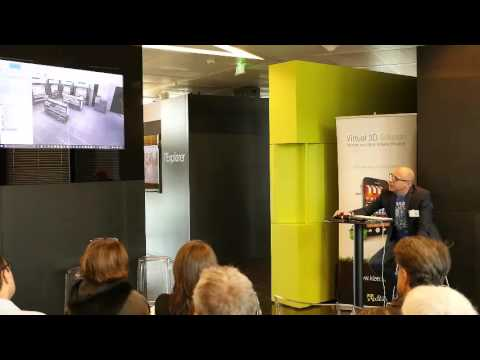 Microsoft Campus France / Klee 3d Presentation