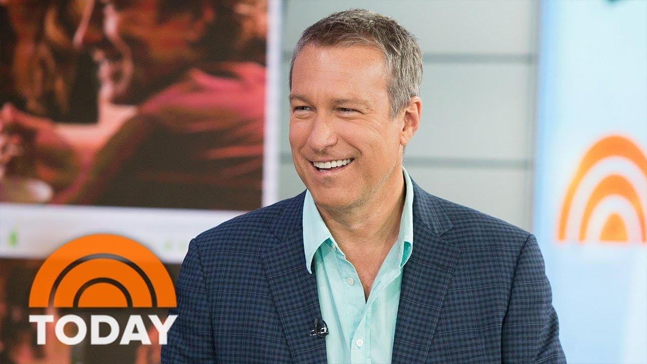 john corbett on new film all saints sex and the city sequel today youtube. Black Bedroom Furniture Sets. Home Design Ideas