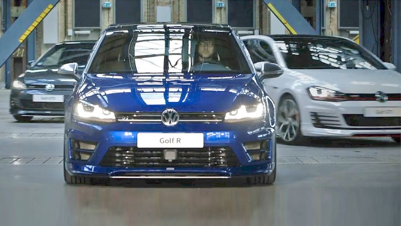 Golf Gti Mk7 Tuning >> Oettinger Design Kit for Golf GTI, Golf GTD and Golf R - YouTube