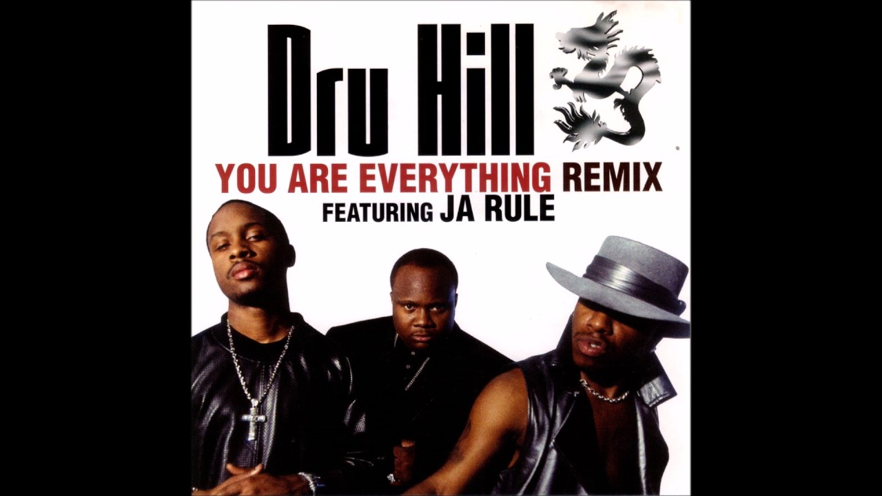 Dru Hill Ft Ja Rule You Are Everything Remix 1999 Youtube