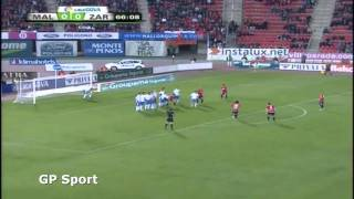 Liga BBVA I Mallorca - Saragossa 1:0 I #1 Liga I Skrót Meczu 19-03-2011 I [HD]