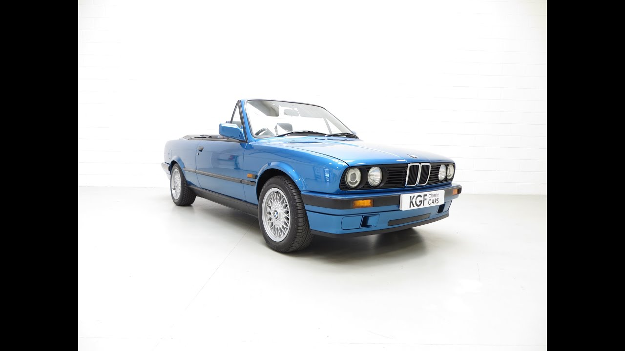 a fabulous and very rare bmw e30 318i convertible. Black Bedroom Furniture Sets. Home Design Ideas