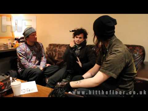 The Rasmus Interview - London - May 2012
