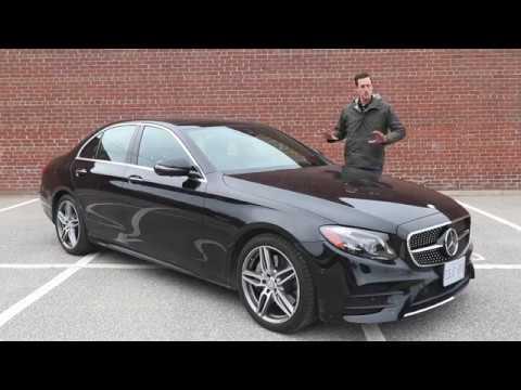 Mercedes Benz E 400 review