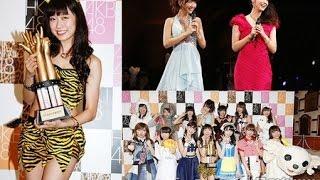 セクシー衣装もたっぷり AKB48じゃんけん大会2014レポ