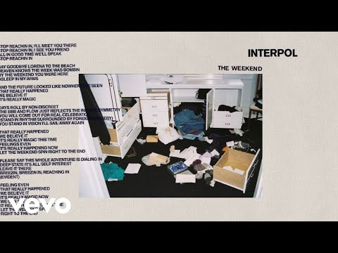 Interpol - The Weekend Mp3