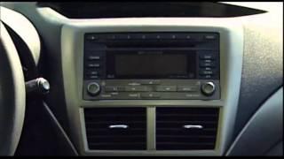 Наши тесты - Subaru Impreza - Хэтчбэк или седан?