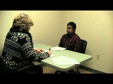 Job Interview Canadian