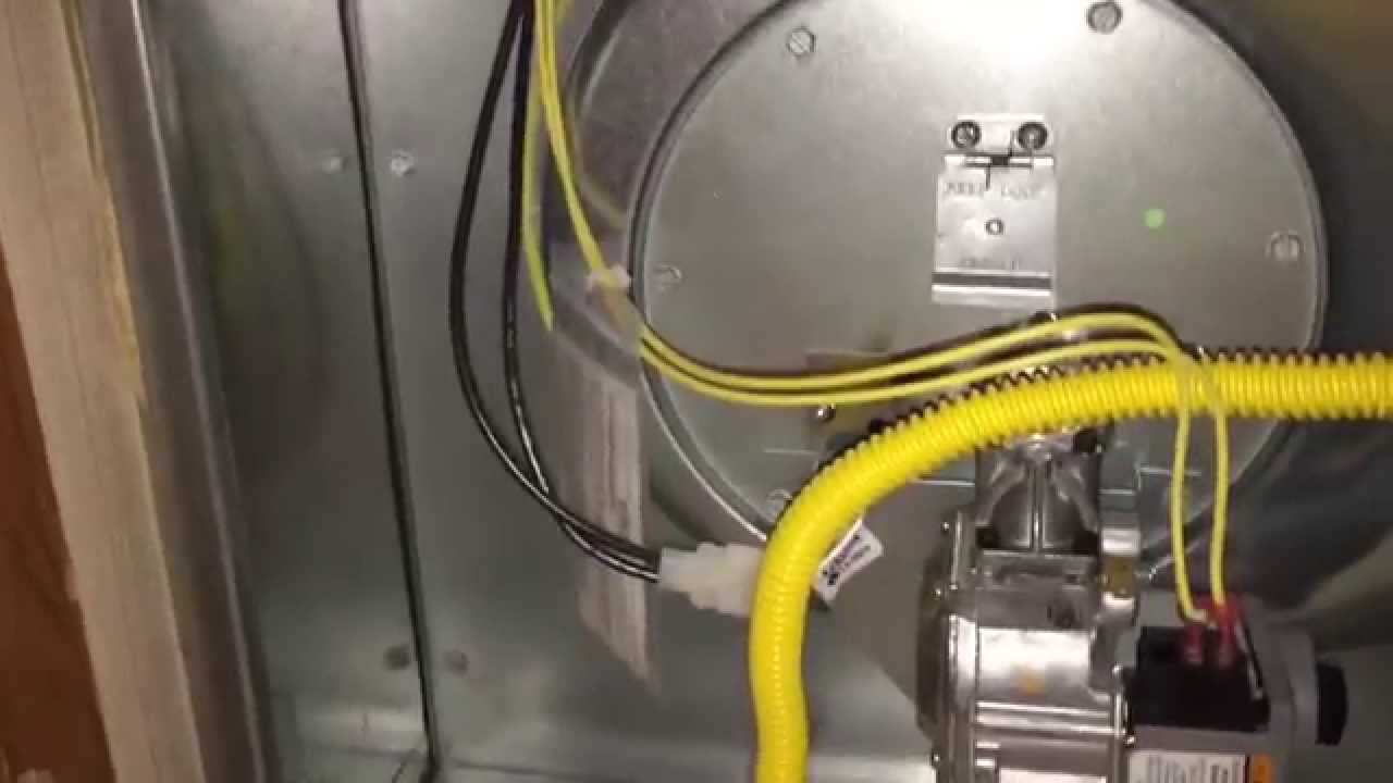 Odd clicking noise on start Gas Furnace Help me!