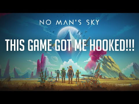 THIS GAME GOT ME HOOKED!!! (No Man's Sky) |