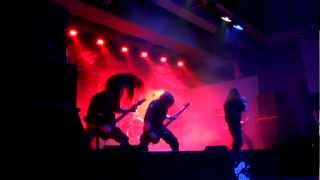 Aosoth - Songs without lungs (Live in Moscow 05.05.2012) Vernal Obscurantism MMXII