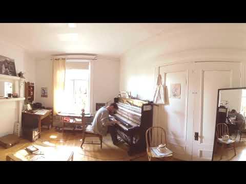 Jean-Michel Blais - Ad Claritatem Domine (360 Video)