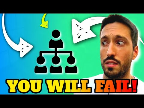 Why People FAIL in Network Marketing – The 3 BIGGEST Reasons People Fail in MLM (Actually Urgent)