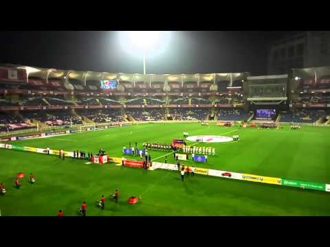 National anthem by A R Rehman