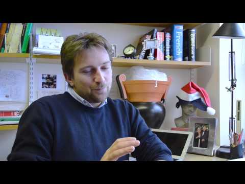 Interview with Michael Scott