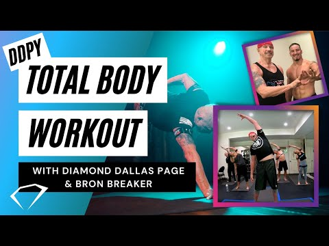 DDPY Workout with DDP & Bron Breaker