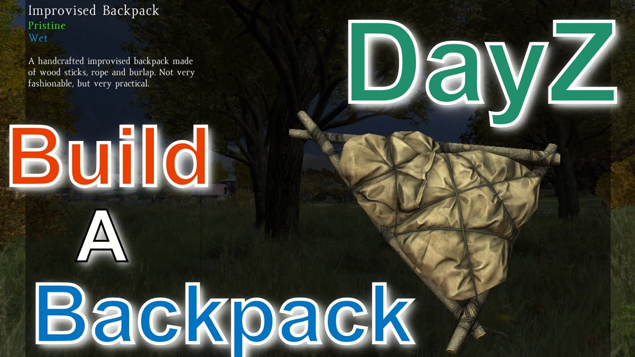 Dayz most inventory slots,