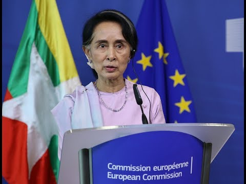 US pressures Myanmar to accept UN rights probe