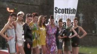 Fake Bake at The Scottish Fashion Awards 2009, Build Up Thumbnail