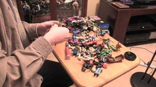 RetroBlasting Repairs G.I. Joe Collection - Vintage Hasbro Behind the Scenes