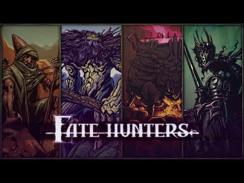 Deck Building Gothic Roguelike! - Fate Hunters Gameplay Impressions